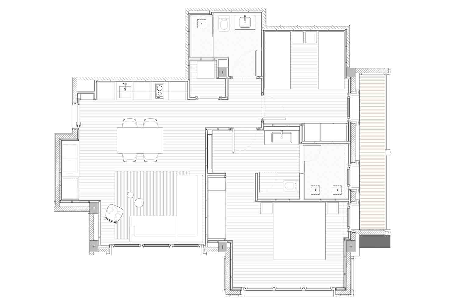 Hermitage Mountain Residences | Residencia Exclusiva El Grau 120 m2