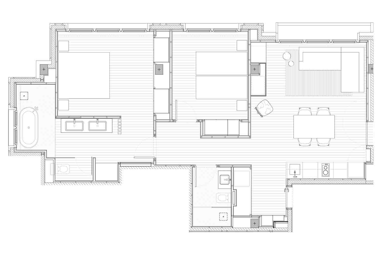 Hermitage Mountain Residences | Residencia Exclusiva Espadals 120 m2