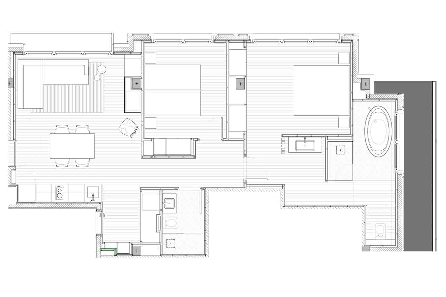 Hermitage Mountain Residences | Residencia Exclusiva Prats de Collar 120 m2