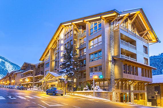 Hermitage Mountain Residences | Andorra